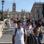 Bilde fra Piazza del Campidoglio