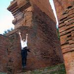 Jump again at Wringin Lawang