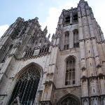 Bilde fra St. Michael og St. Gudula Katedral