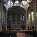 Inside the monastary