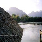rivière au Laos. Droits réservés.