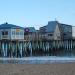 Old Orchard Beach Pier Foto