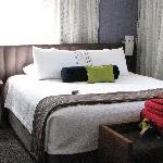 bedroom, corner room