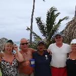 Our group with Emilio Maxima and Felis