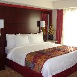 King Sized Beds in Both of the rooms