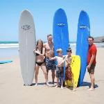 Learning to surf with Point Break Surf