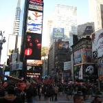 Times Square!!!