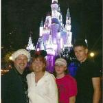 Thanksgiving at Disney.