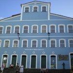 Casa-museu de Jorge Amado e sua amada