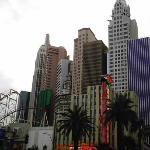 NYNY Hotel and Casino.