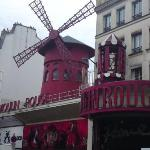 le moulin rouge....ou la la
