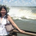 Cataratas lado argentino (boca del diablo)