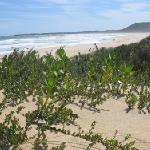3,5km private sandy beachfront