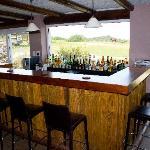 Ocean viewing bar