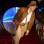 Indiana Jones..really loved him