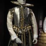 Romeu's costume