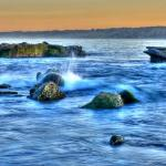 Bilde fra La Jolla Cove