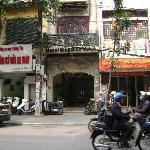Outside Hanoi Elegance 3