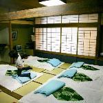 Family room at Morikawa