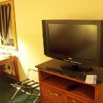 TV & work desk