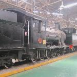 Loco #1056 + others