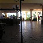 Bar/Reception area