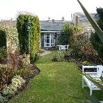 Garden suite in the garden
