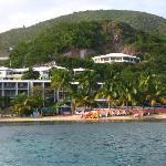 Resort -- View from the Catamaran