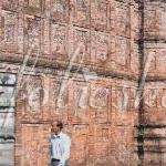 Qadam Rasul Masjid detail