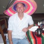 In La Hacienda Restaurant. Delicous!