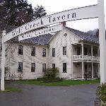 Wolf Creek Inn Entrance