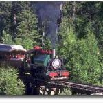 Enjoy a train ride on the Black Hills Central Railroad, 1880 Train