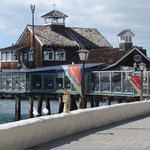 Pier Cafe, Seaport Village