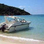 Transfer boat