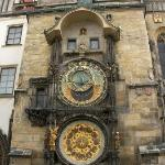 Astronomical Clock....I spent some time trying to study it but couldnt