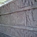 Tula Hidalgo, México. El Coatepantli o Muro de Serpientes