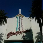 3/8~3/12 stayed at the stratosphere