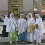 Bilde fra Masjid an-Nabi