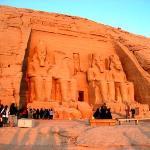 Ramesses II Temple at Abu Simbel