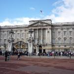 Bilde fra Buckingham Palace