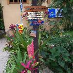 Sign to Casa La Ventana