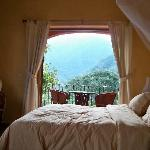 Our romantic & cozy bedroom