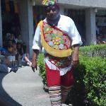 Mexico, Veracruz. Voladores de Papantla  en el Tajin 6