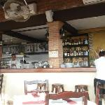 Bar at Barcelona Tapas