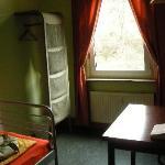 Single room viewed from the door