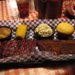 Dave's delicious ribs!