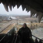 The Big Dinosaur at Drumheller Alberta