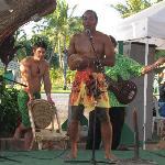 Coconut Husk Demonstration