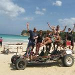 We Love Dune Buggying!