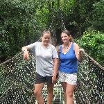 Chillaxing on the bridges